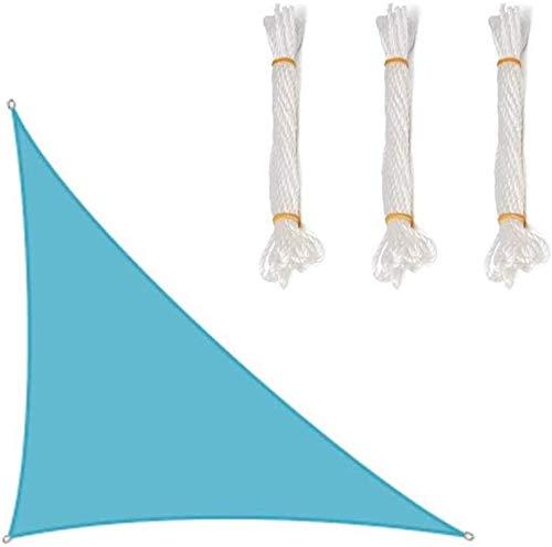 Hammer Triángulo de la Cortina de Sun Sail Canopy Toldo, 95% UV Bloqueo Agua y Permeable al Aire, Comercial y Residencial, for Patio Patio Porche (Disponible for los tamaños de Encargo)