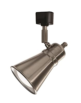 Lithonia Lighting LTHBRSD BR20 LED 27K ORB M4 8W 500 lm LED Lamp Shade Track Head, Bronze