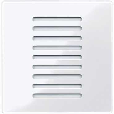 Schneider ELEC RLS–CCO 6400–Thermostat KNX von Objekten Elegance weiß Aktive