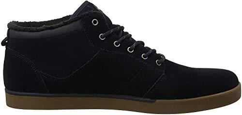ETNAB|#Etnies Jefferson Mid, Zapatillas de Skateboard para...