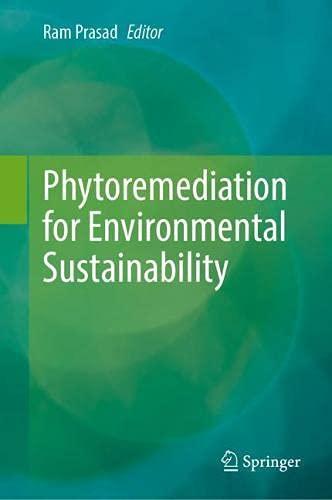 Phytoremediation for Environmental Sustainability