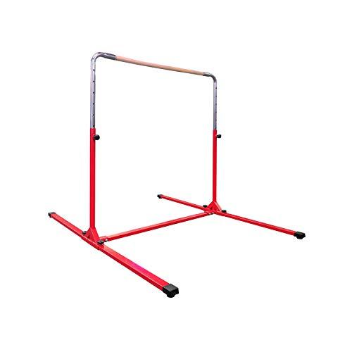 Titan Fitness Adjustable Jr. Kip Bar, Horizontal Bar, Gymnastics Equipment for