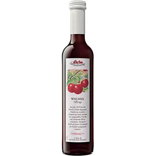Darbo Fruchtsirup - Weichsel - 6 x 0,5 l