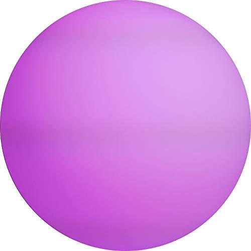 Boule LED, Sphère, lumineuse, 60 cm, rGB, rechargeable, flottant