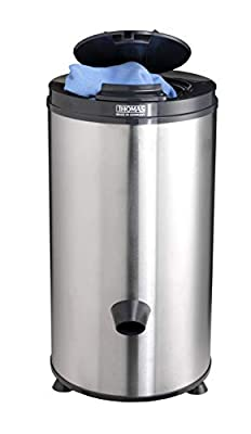 Thomas Gravity Drain Spin Dryer 2800SV Stainless, 4.5kg
