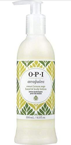 Avojuice Skin Quenchers Hand & Body Lotion 250ML - Sweet Lemon Sage 8.5 fl oz