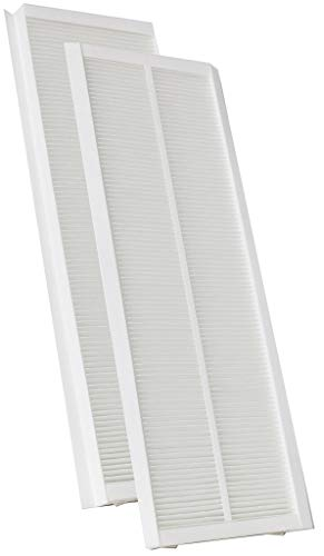 Zehnder Luftfilter für Zehnder ComfoAir Q 350/450/600   1 Filterset   Filterset G4   ISO Coarse   Originales   2x Paneelefilter Z/Line Karton 160x500x25 mm. G4   400502012