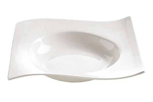 Maxwell & Williams - Set di 4 piatti per zuppa, 22 cm