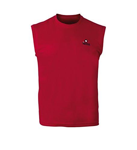 IZAS Sue T-Shirt à Manches Courtes Homme, Orange, FR (Taille Fabricant : XL)