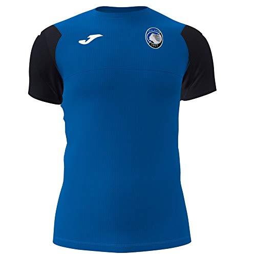 Atalanta B.C., Trainings-T-Shirt 2019-2020, Mann, blau, 3XS