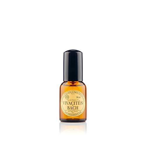 Elixirs & Co - Eau de Parfum aux Fleurs de Bach - Vivacité(s) - Parfum Dynamisant - Bien-être - Energies Positive - Soins du Corps Naturels - Made in France - 30ml