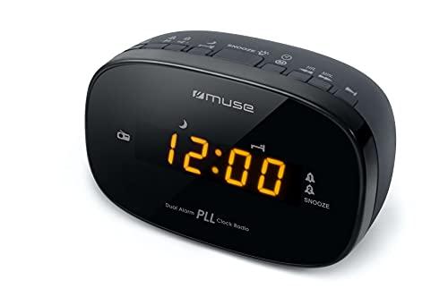 Muse M-150CR - Le radio réveil pas cher