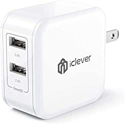 iClever Boostcube 2 USB wall charger