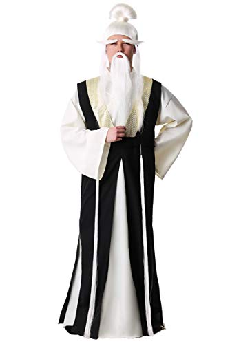Kill Bill Pai Mei Costume - L White