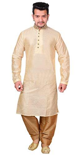 Pijama de Sherwani Kurta Bordado para Hombres Salwar Kameez 1860