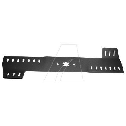 47,6 cm Standard Messer für MotorrasenmäherLänge [mm]: 476ZB: SternAL: 8AB: 63,5Ausführung: standardLoch- Ø [mm]: Stück je VE: Leitnummer: