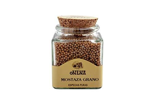 Onena Mostaza Grano Especias 60 g