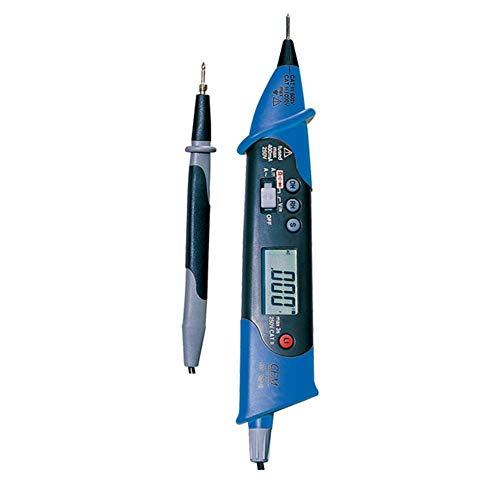 ER-JI Tipo de bolígrafo de Alta precisión multímetro portátil de Pantalla Digital de Mini lápiz Universal de ensayo