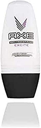 Axe Excite Dry Desodorante Roll On - 3 Recipientes de 50 ml - Total: 150 ml