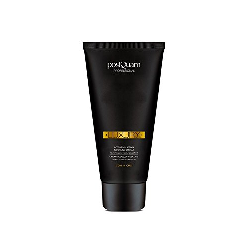 Postquam - Luxury Gold | Crema Cuello y Escote Hidratante -