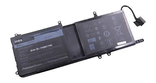 vhbw Batería Recargable Compatible con DELL Alienware 15, 15 2018, 15 R3,...