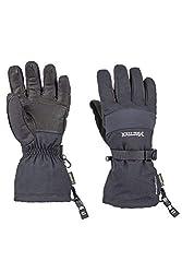 Marmot Randonnee Gloves Black Mens Sz M