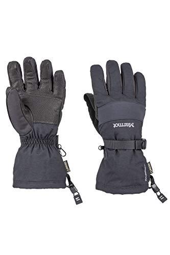 Marmot Randonnee Glove Muffola Da Sci E Snowboard Rigida, Impermeabile, Resistente Al Vento, Uomo, Black, XXL