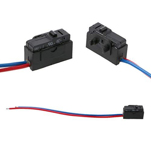 Linkes Tür-Sensor-Schloss, Mikroschalter, Rechtslenker-Fahrzeug