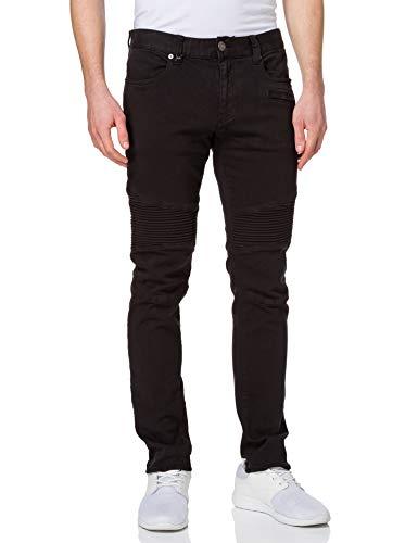Armani Exchange Black Jeans, Noir, 38 Homme