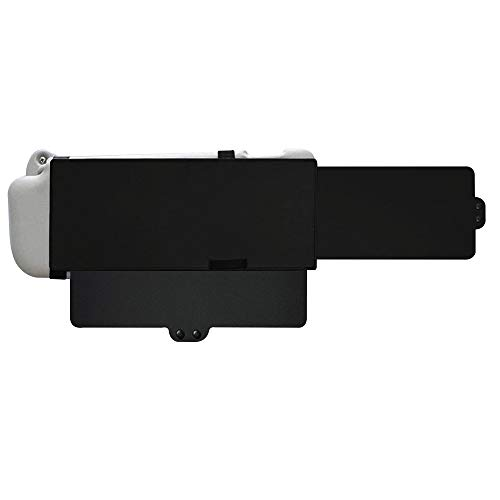 EcoNour Car Sun Visor Extender | One Pull Down Sunshade and One Side Sunshade Sun Block Piece | Snow Blindness | Protects from UV Rays | Universal fit for Most of the Cars