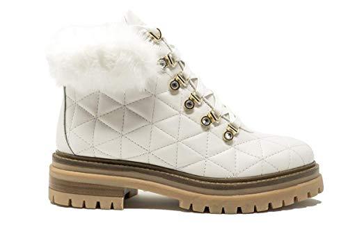 Stokton, Damen Stiefel & Stiefeletten *, Weiß - Bianco - Größe: 35 EU