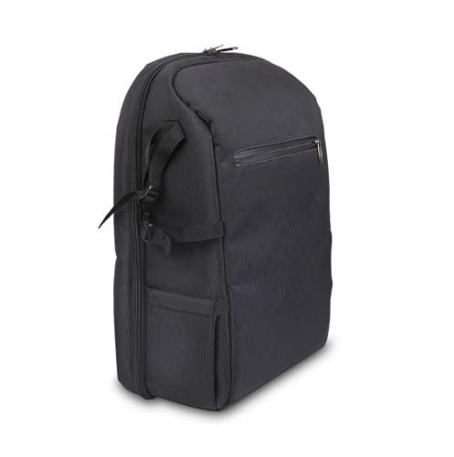Cyantia Mochila para cámara, mochila de fotografía con gran capacidad, inserto acolchado, compartimento...