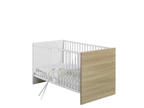 Schardt 044935102 Kombi-Kinderbett Classic-Line Nuss