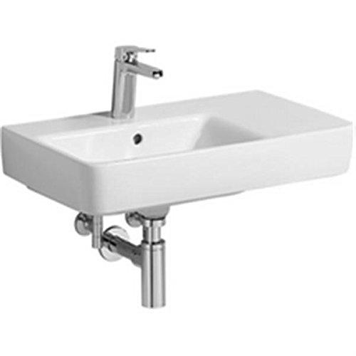 Waschbecken asymmetrisch Prima Style Compact Behälter Links 65x 37OEM 00127300000