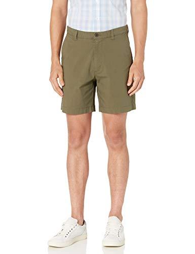 Amazon Essentials Men's Standard Regular-Fit Lightweight Stretch 7