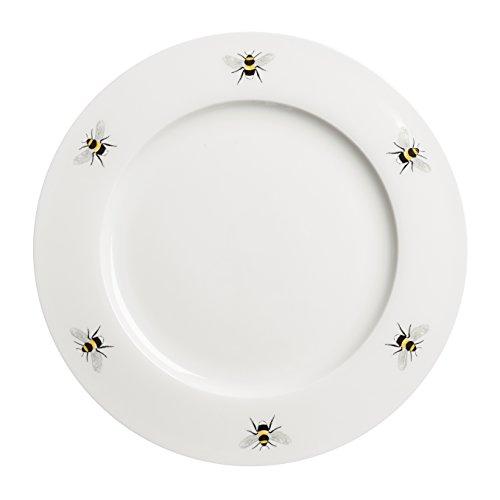 Sophie Willard Allport dîner/plaques latérales – Abeilles Motif, Side Plate