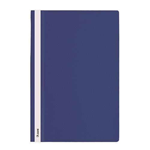 Dohe 91352 - Dossiers con fástener, tamaño folio, color azul