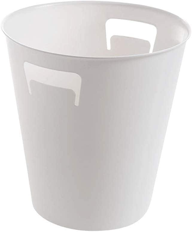 Trash Sales Cans Pressure supreme Circle Round Plastic Fanj Household Bathroom