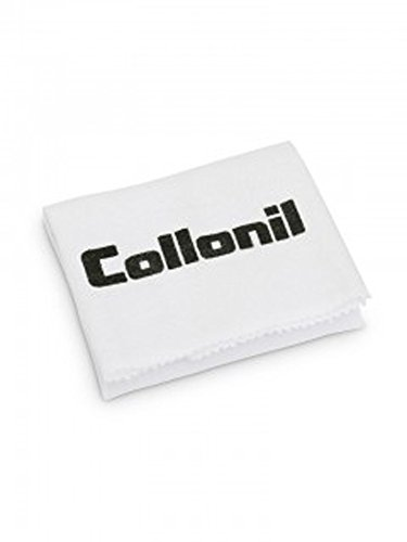 Collonil Poliertuch zum auftragen oder polieren (ca. 29x29 cm, Weiss)