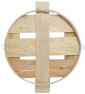Bushel Basket Lid, Pack of 6