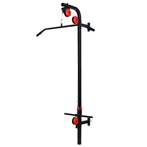 Marbo Sport Lat Machine stazione di pull-up a parete lat pull-down station cavo pull lat pull-down MH-W101