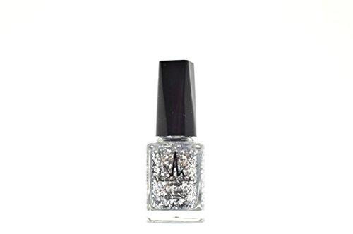 Vivien Kondor Argan Care Vernis à Ongles Cl05 Silver Glitter 11 ml