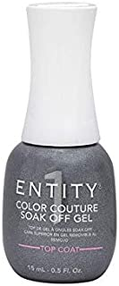 Entity One Color Couture Gel Polish - Top Coat - 0.5oz / 15ml
