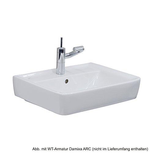 Keramag Renova Nr.1 Plan Waschtisch weiß KeraTect; 65