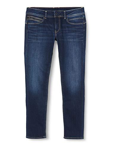 Pepe Jeans Damen New Brooke Jeans, 10Oz Stretch Ultra Dk, 30W / 32L