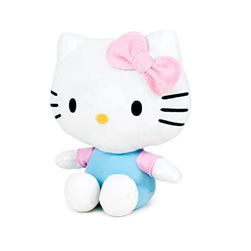Desconocido Sanrio, peluche di Hello Kitty, 28 cm (11,2'), giocattolo super morbido
