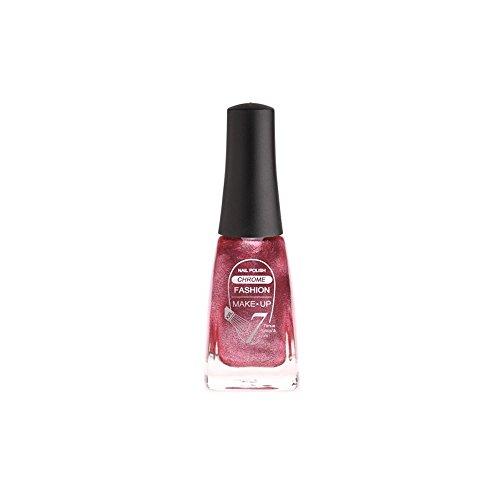 Fashion Make-Up FMU1400505 Vernis à Ongles Chrome N°5 Rose 11 ml