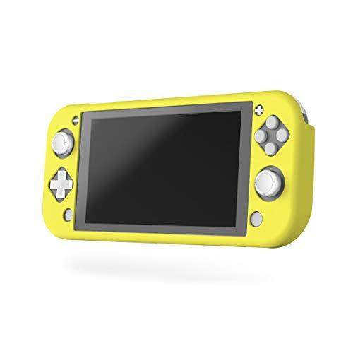 Preisvergleich Produktbild Grip-Schutzhülle für Nintendo Switch Lite,  Gelb