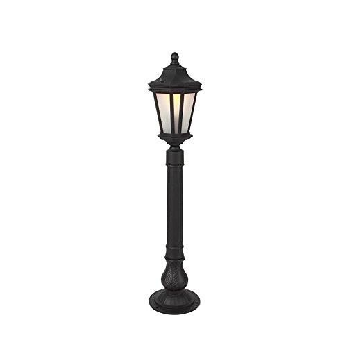 Européenne Outdoor Post Light luxe élégant jardin pelouse Lumière extérieur des lanternes pilier paysage imperméable lumières résistant à l'humidité Éclairage public Park Square Garden Villa Road Comm