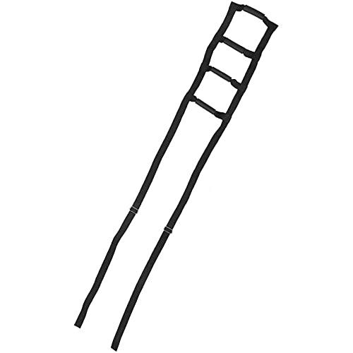 DFGH Asistente de Escalera de Cama, Estantería Ajustable para Cama con asa con Correa de manija Ayuda de elevación de Carrito para Adultos para Adultos, Ancianos, discapacitados y discapacitados